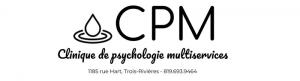 Logo Clinique de psychologie multiservices Trois-Rivières
